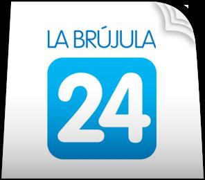 La Brújula 24